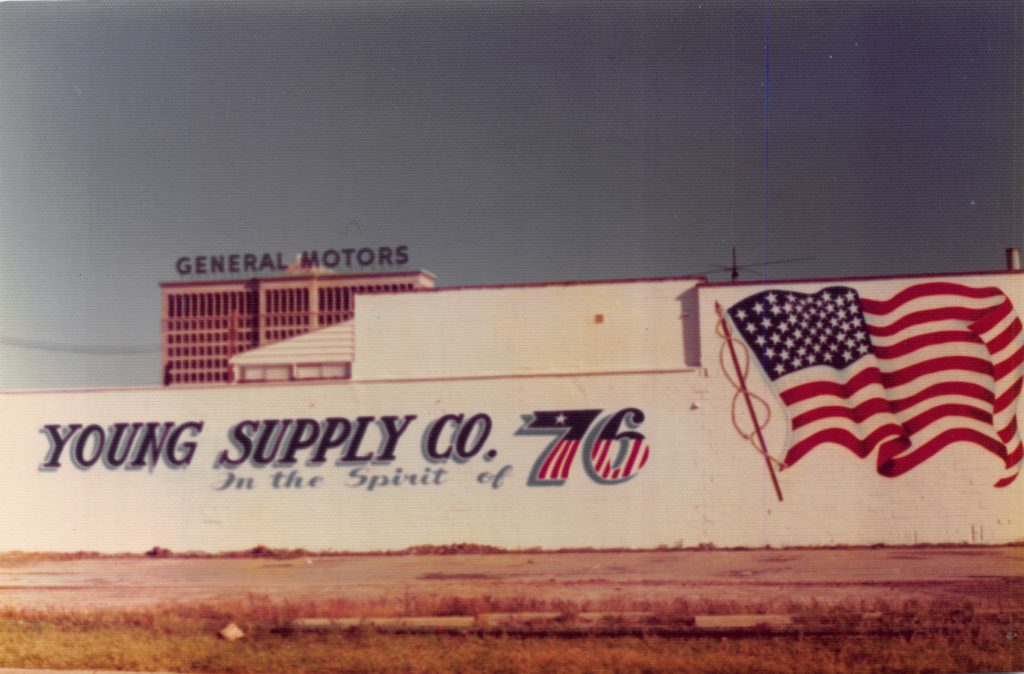 Young Supply Company 76